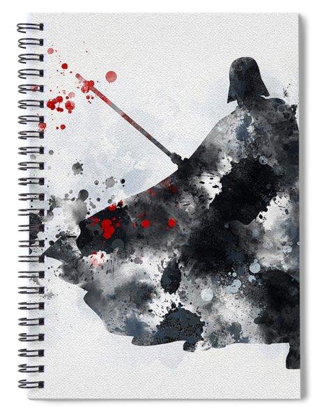 Vader Spiral Notebook