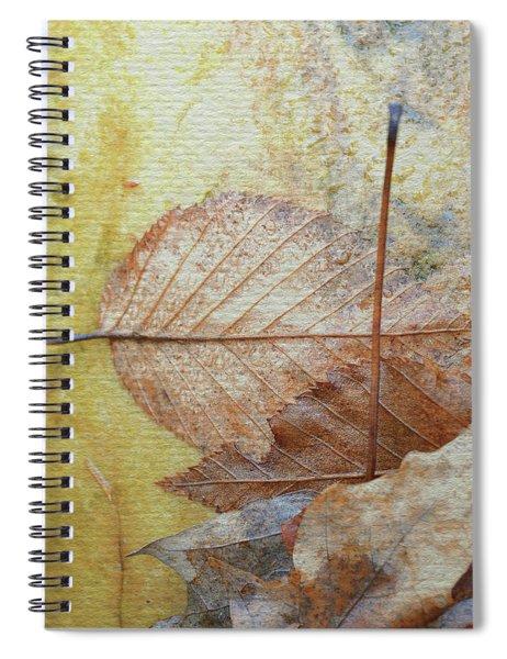 Vague Uncertainties Spiral Notebook