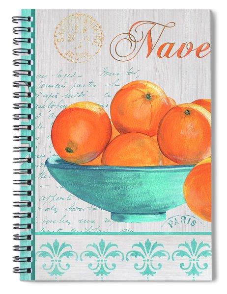 Valencia 3 Spiral Notebook