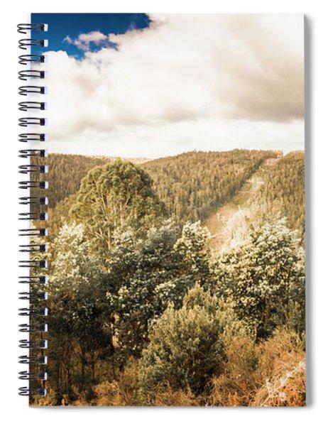 Valley Wonder Spiral Notebook