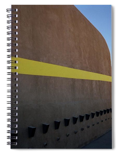 Varini And Le Corbusier  Spiral Notebook