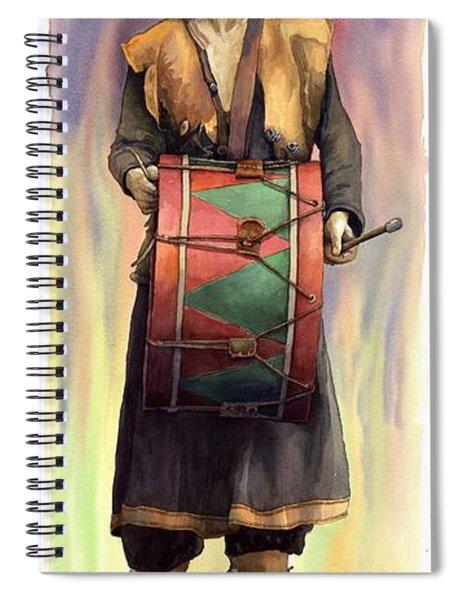 Varius Coloribus  Abul Spiral Notebook