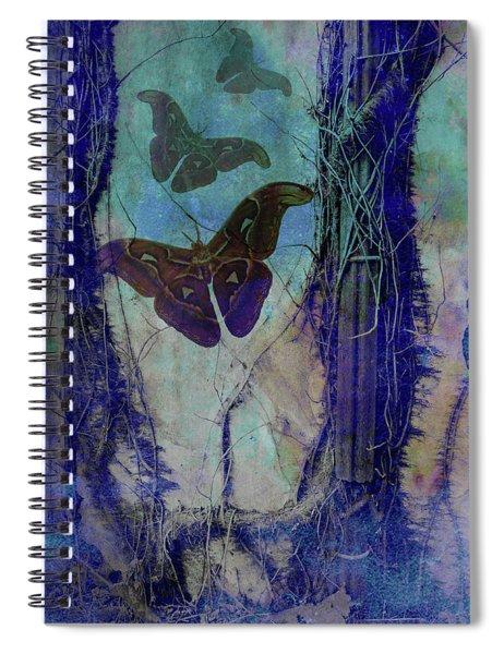 Vast Congeries Of Vital Forces II Spiral Notebook