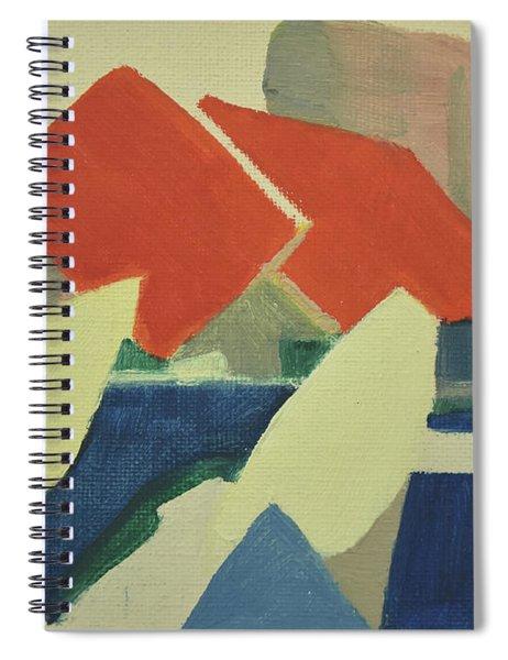 Vastkusten, West Coast,hamburgsund 1985_1249 Up To 120 X 90 Cm Spiral Notebook