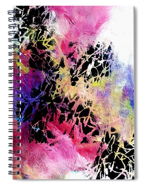 Veils Spiral Notebook