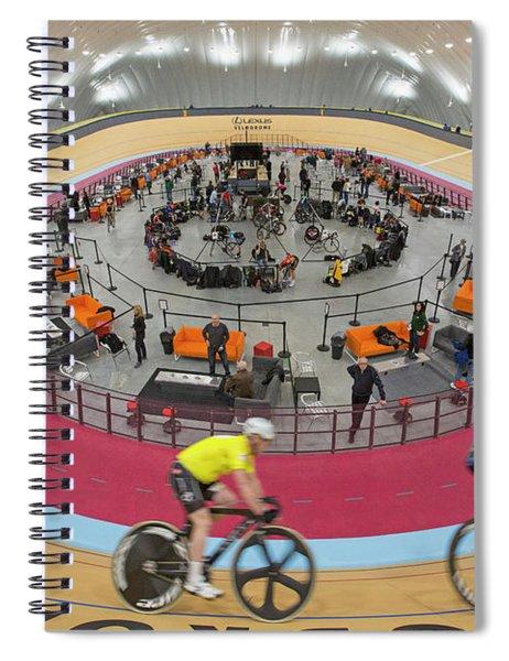 Velocrome Spiral Notebook
