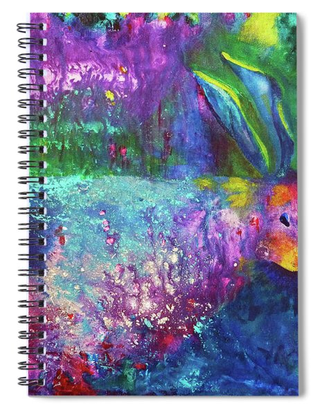 Velveteen Rabbit Spiral Notebook