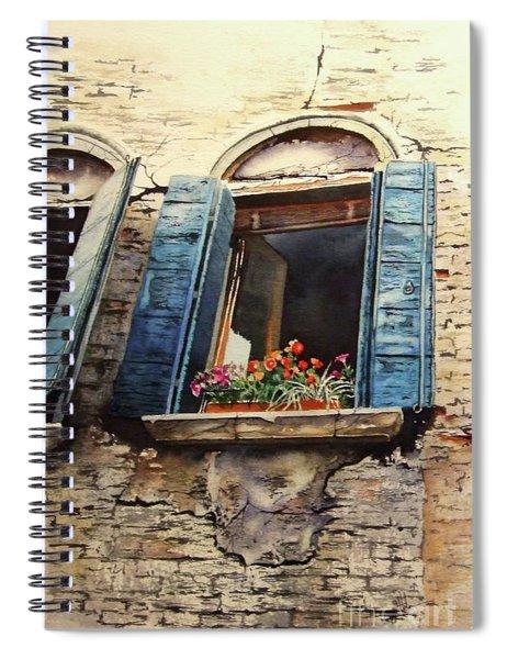 Venecia Spiral Notebook
