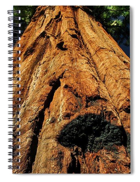 Venerable Giant Spiral Notebook