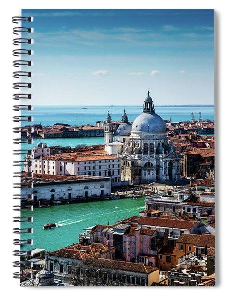 Eternal Venice Spiral Notebook