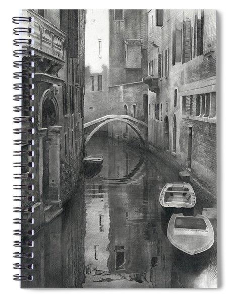 Venice Mmxviii  Spiral Notebook
