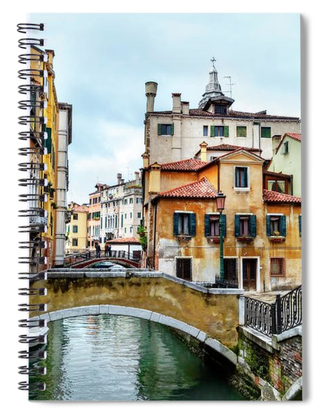 Venice Neighborhood Spiral Notebook
