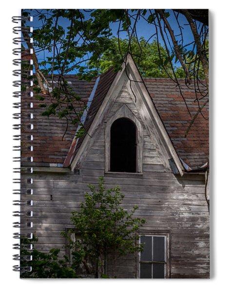 Ventilated Spiral Notebook