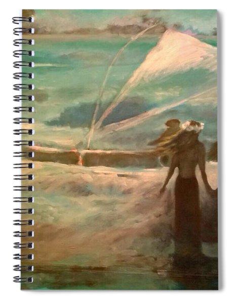 Vento Alle Hawaii Spiral Notebook