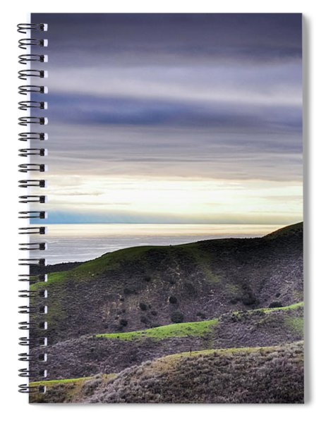 Ventura Two Sisters Spiral Notebook