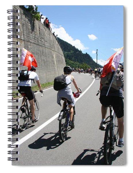 Photograph - Verbier - Tour De France 2009 by Travel Pics
