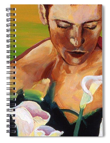 Vergil's Dawn Spiral Notebook
