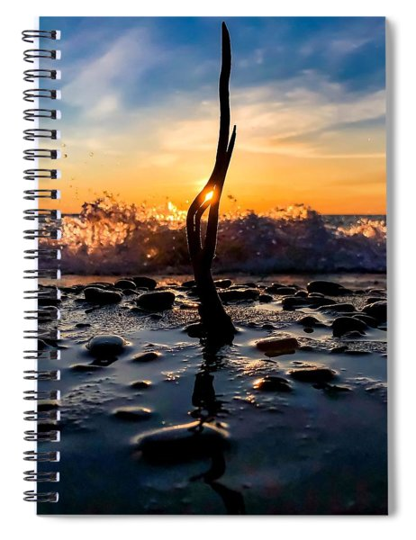 Vestige Spiral Notebook