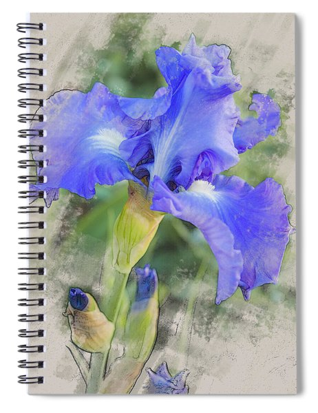 Victoria Falls Spiral Notebook
