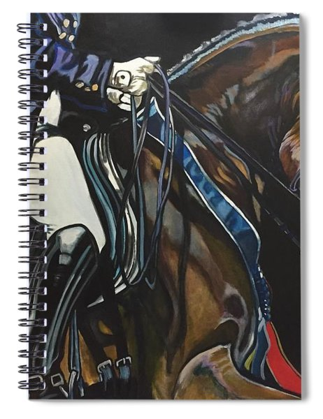 Victory Ride Spiral Notebook