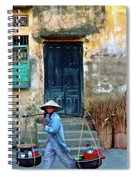 Vietnamese Street Food Sound Spiral Notebook