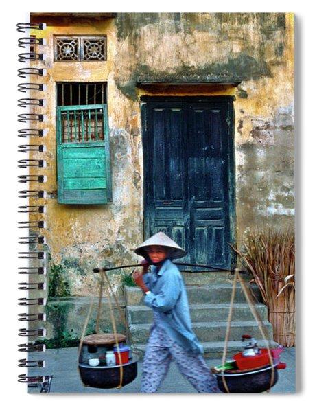 Vietnamese Street Food Sound Spiral Notebook