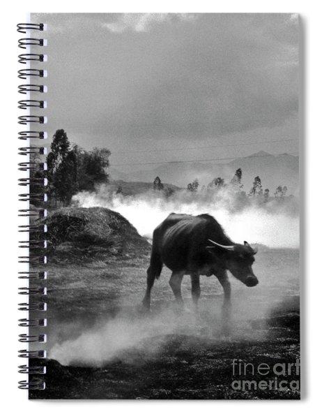 Vietnamese Water Buffalo  Spiral Notebook