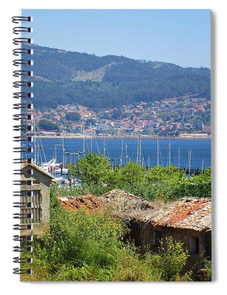 View Of Meira Spiral Notebook