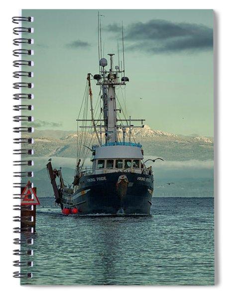 Viking Pride Spiral Notebook
