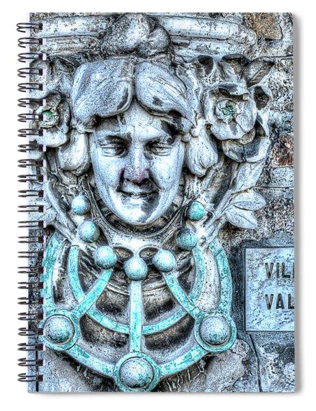 Villa Liberty 1 Spiral Notebook