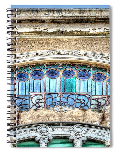 Villa Liberty 2 Spiral Notebook