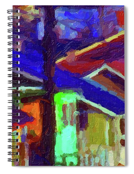 Cumberland's Castles One Spiral Notebook