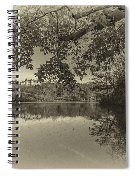 Vintage Biltmore Spiral Notebook