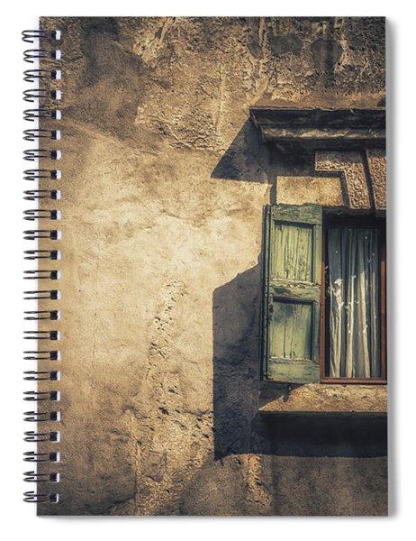 Vintage Frame Spiral Notebook