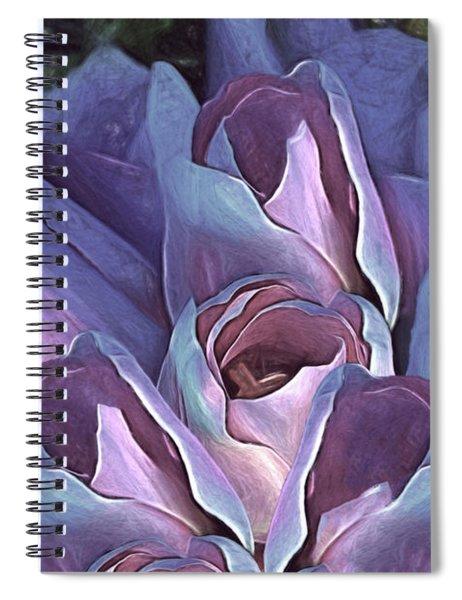 Vintage Still Life Bouquet - 2 Spiral Notebook