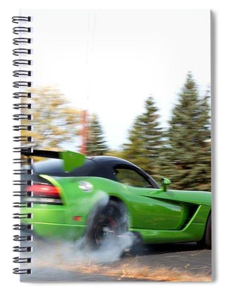 Viper Spiral Notebook