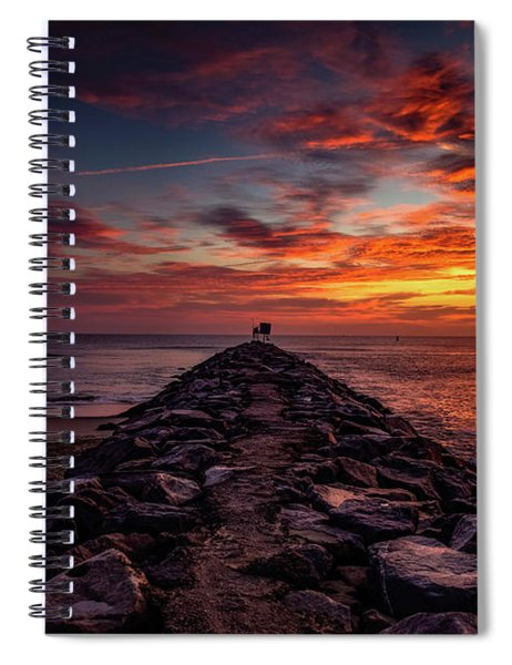 Virginia Morning Spiral Notebook