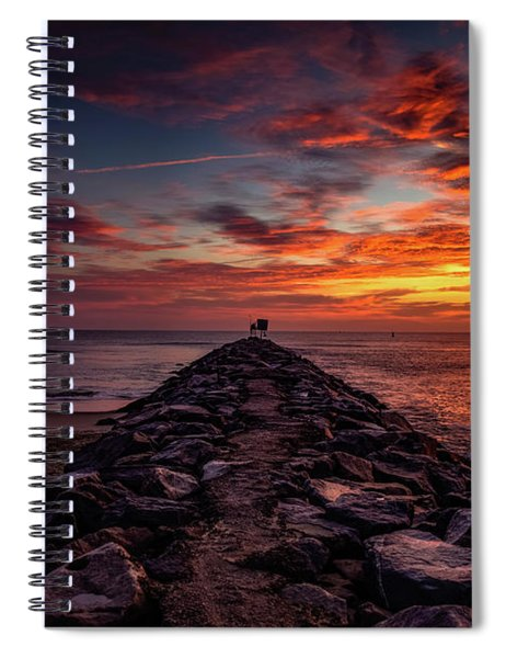 Virginia Morning Spiral Notebook