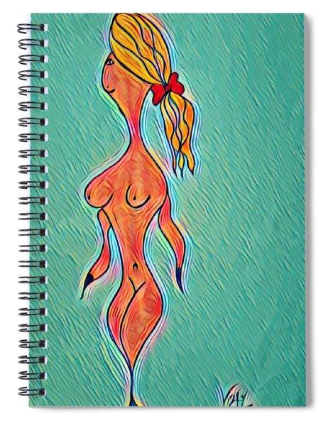 Virgy Spiral Notebook