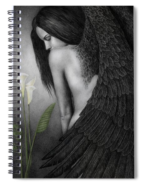 Visible Darkness Spiral Notebook