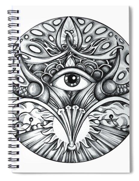 Vision Spiral Notebook