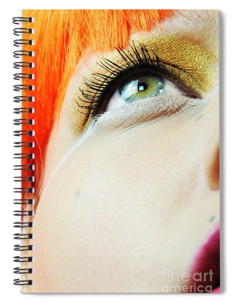 Visionworks Spiral Notebook