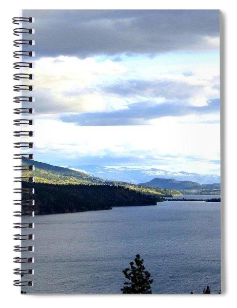 Vista 4 Spiral Notebook