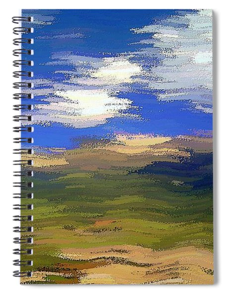 Vista Hills Spiral Notebook