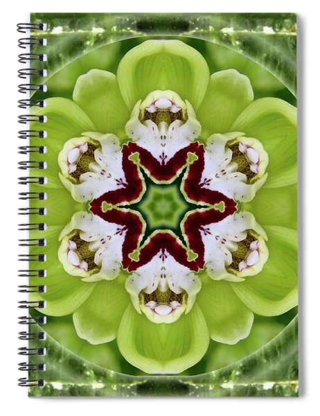 Vitality Of Love Spiral Notebook