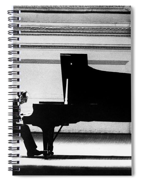 Vladimir Horowitz Spiral Notebook