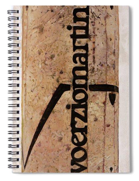 Voerzio Martini Spiral Notebook