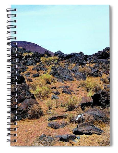 Volcanic Field Spiral Notebook