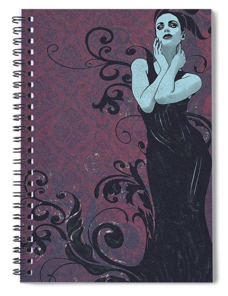 Voluted Spiral Notebook