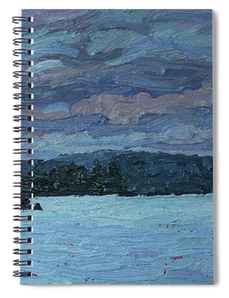Voyageur Highway Spiral Notebook